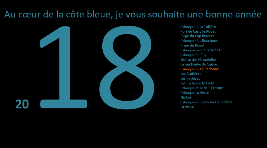 2018 La Redonne
